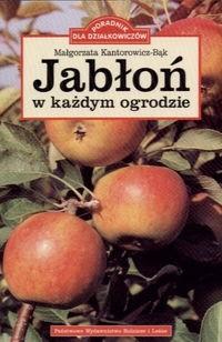 Okładka książki Jabłoń w każdym ogrodzie
