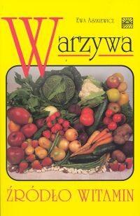 Okładka książki Warzywa źródło witamin