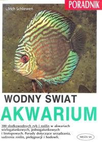 Okładka książki Wodny świat akwarium