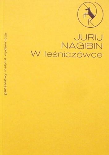 Okładka książki W leśniczówce