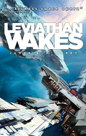 Okładka książki Leviathan Wakes