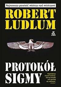 Okładka książki Protokół Sigmy