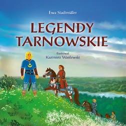 Okładka książki Legendy tarnowskie