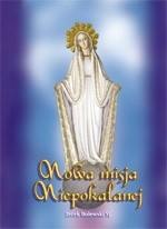 Okładka książki Nowa misja Niepokalanej