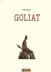 Okładka książki Goliat