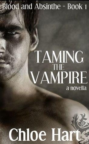 Okładka książki Taming the Vampire