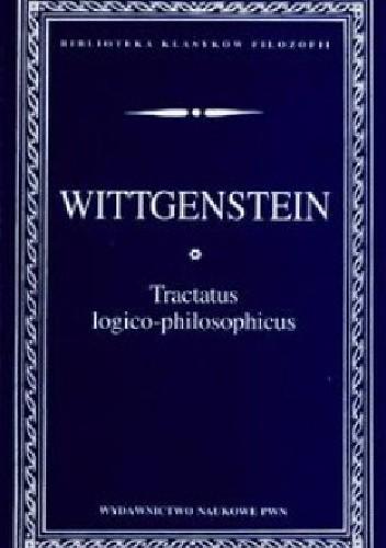 Okładka książki Tractatus logico-philosophicus