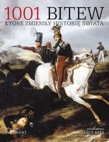 Okładka książki 1001 bitew, które zmieniły historię świata