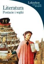 Okładka książki Literatura: postacie i wątki