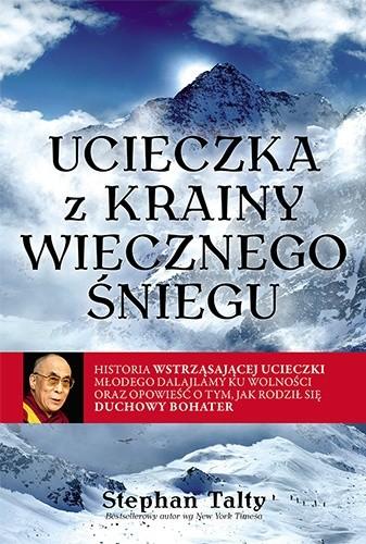Okładka książki Ucieczka z krainy wiecznego śniegu