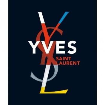 Okładka książki Yves Saint Laurent