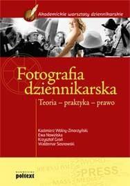 Okładka książki Fotografia dziennikarska