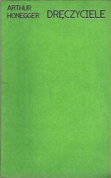 Okładka książki Dręczyciele
