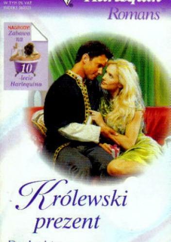 Okładka książki Królewski prezent