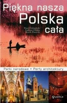 Okładka książki Piękna nasza Polska cała