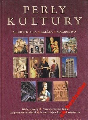 Okładka książki Perły kultury