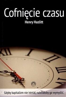 Okładka książki Cofnięcie czasu