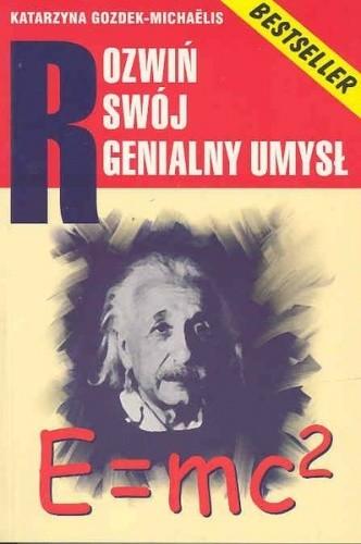 Okładka książki Rozwiń swój genialny umysł