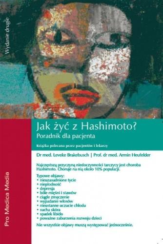 Okładka książki Jak żyć z Hashimoto?