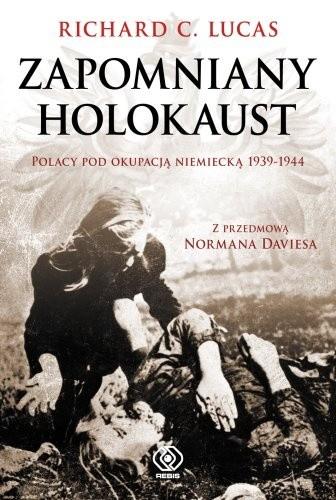 Okładka książki Zapomniany Holokaust