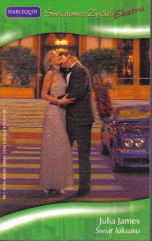 Okładka książki Świat luksusu