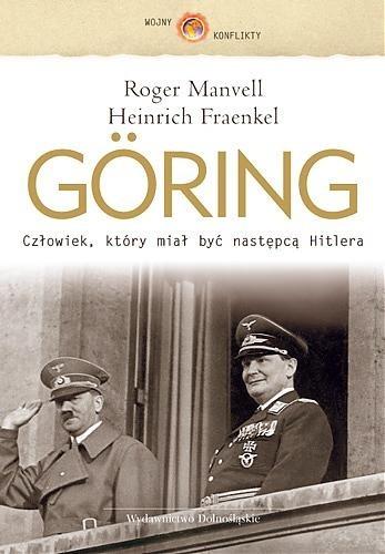 Okładka książki Göring