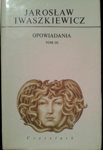 Okładka książki Opowiadania tom 3