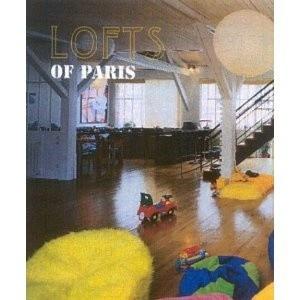 Okładka książki Lofts Of Paris