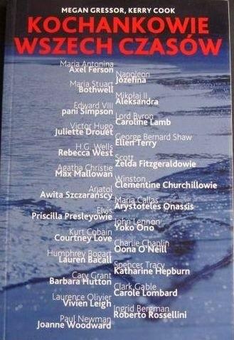 Okładka książki Kochankowie wszechczasów