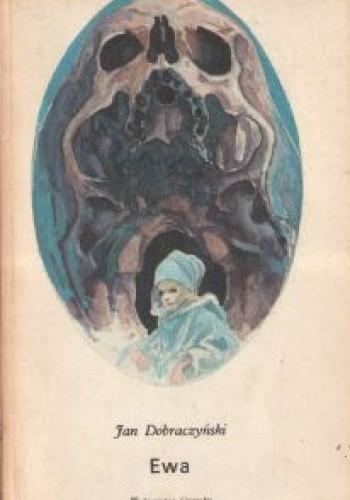 Okładka książki Ewa