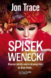 Okładka książki Spisek Wenecki