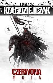 Okładka książki Czerwona Mgła