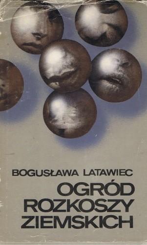 Okładka książki Ogród rozkoszy ziemskich