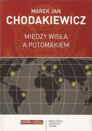 Okładka książki Między Wisłą a Potomakiem