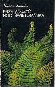 Okładka książki Przetańczyć noc świętojańską