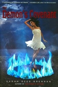 Okładka książki The Demon's Covenant