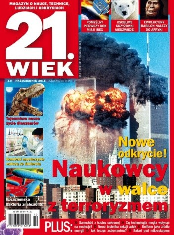 Okładka książki 21. Wiek nr 10/2011