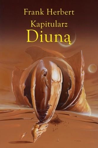 Okładka książki Kapitularz Diuną