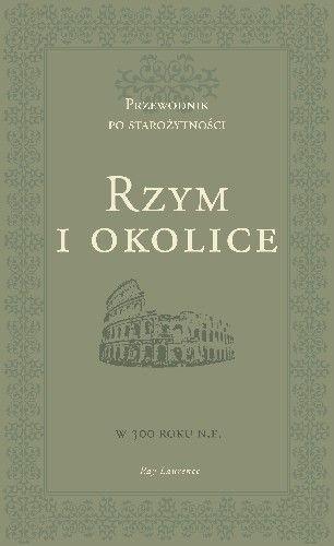 Okładka książki Rzym i okolice