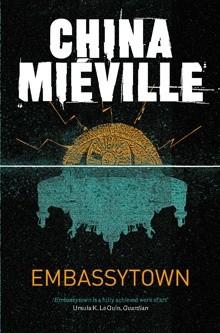 Okładka książki Embassytown