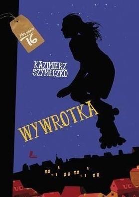 Okładka książki Wywrotka