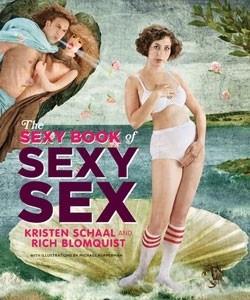 Okładka książki The Sexy Book of Sexy Sex