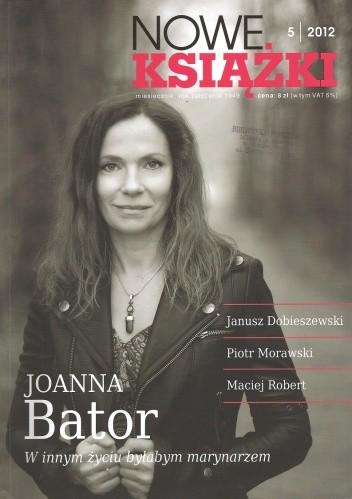 Okładka książki Nowe Książki, nr 5 (1119) / 2012