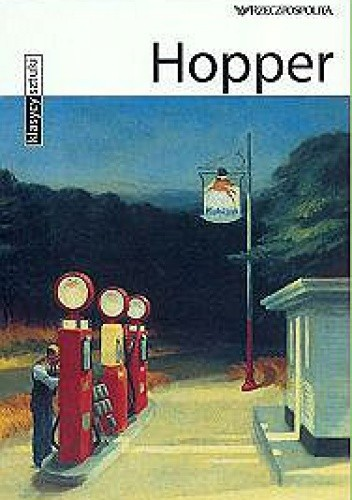 Okładka książki Hopper