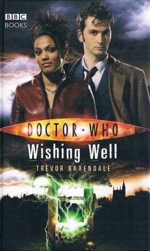 Okładka książki Wishing Well