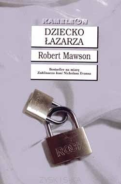 Okładka książki Dziecko Łazarza