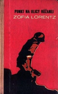 Okładka książki Punkt na ulicy Różanej