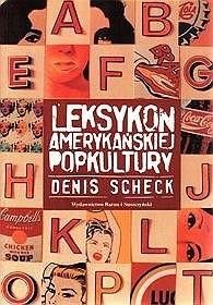 Okładka książki Leksykon amerykańskiej popkultury