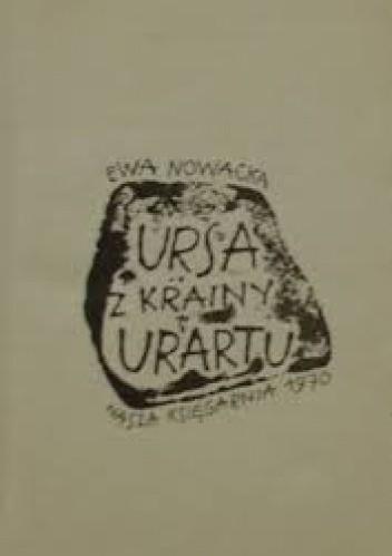 Okładka książki Ursa z krainy Urartu