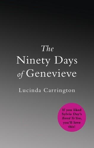 Okładka książki The Ninety Days of Genevieve